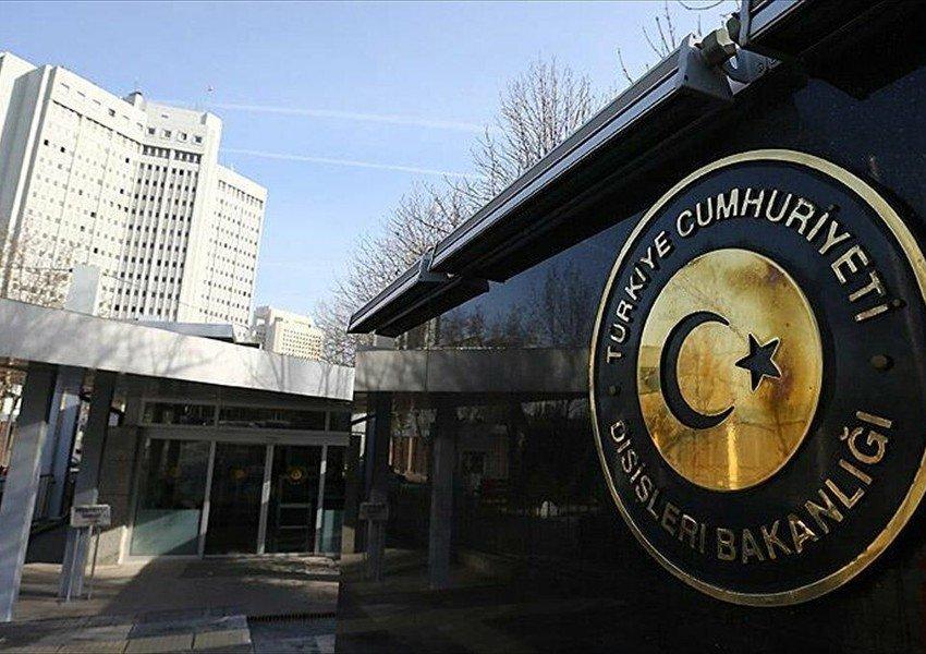 """Türkiyə XİN: """"Ermənistan hakimiyyətinin ağlını başına yığmasının vaxtı gəlib"""""""