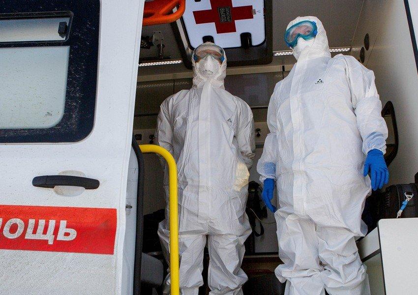 Rusiyada daha 117 nəfər koronavirusdan ölüb