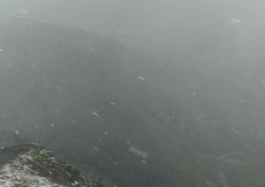 Qərb bölgəsində dağlıq ərazilərə qar yağıb