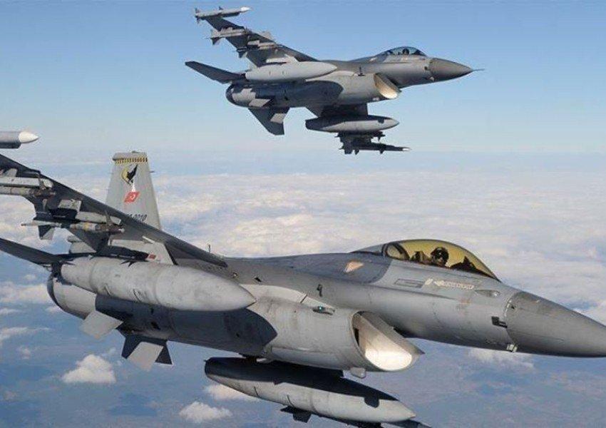 İraqın şimalında 4 PKK terrorçusu məhv edildi