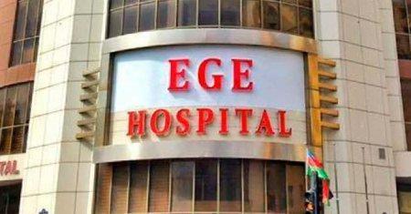 Ege Hospitalda soyğunçuluq pik həddə çatıb