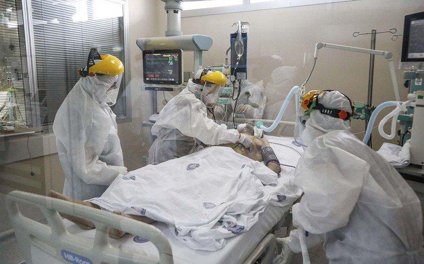 Ermənistanda koronavirusdan ölənlərin sayı 923-ə yüksəlib