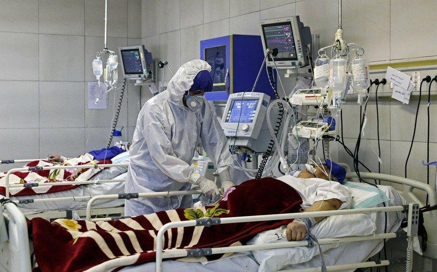 İranda koronavirus pandemiyasının üçüncü dalğası başlayıb