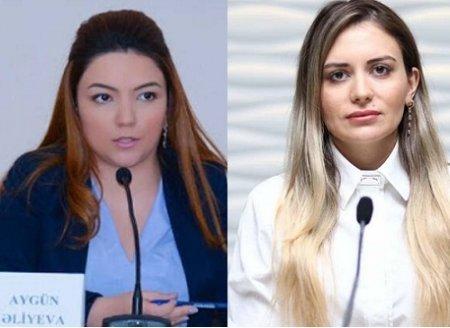 Aygün Əliyeva və Rəvanə Əliyeva yeni vəzifələrdə - TƏBİB-də dəyişiklik