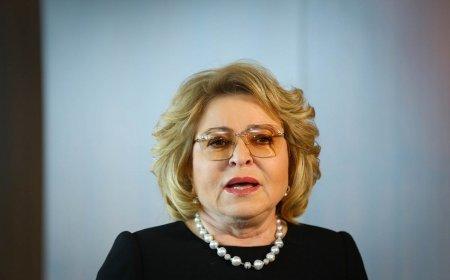 Rusiya Federasiya Şurasının Sədri Qarabağ münaqişəsinə qarışmamağa çağırıb