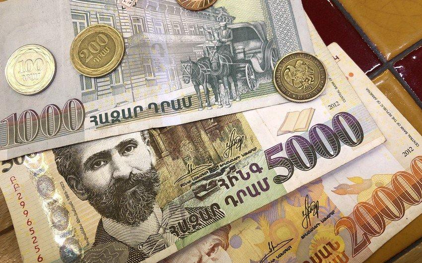 Ermənistanın milli valyutası ucuzlaşır
