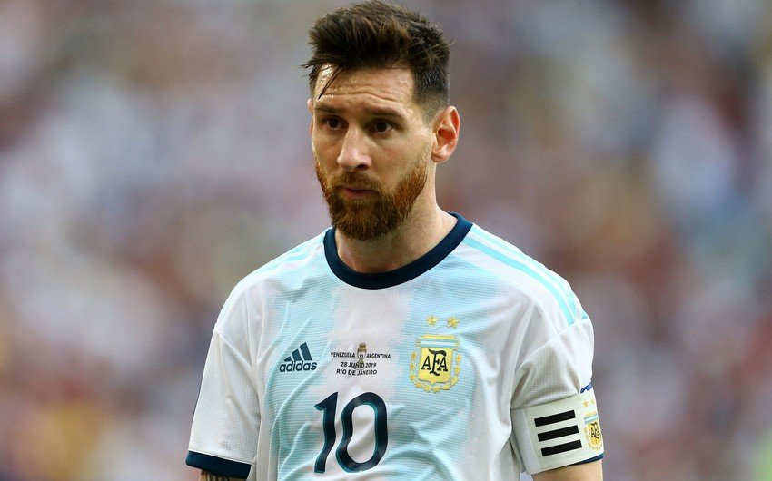 Messi cəzadan sonra ilk dəfə milliyə çağırıldı