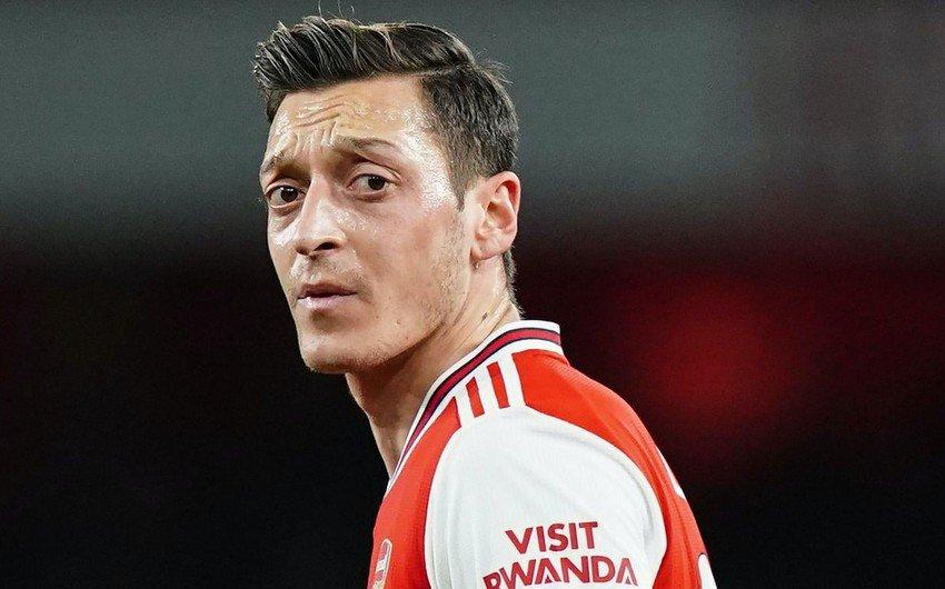 Mesut Özil Azərbaycana dəstək verdi