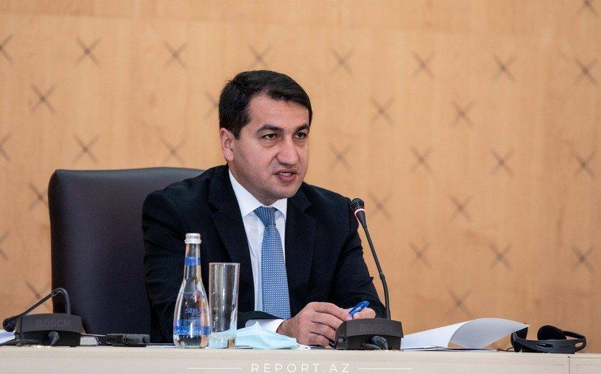 """Prezidentin köməkçisi: Azərbaycan-Türkiyə media platforması vacib təşəbbüsdür"""""""