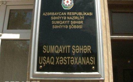 Sumqayıtda daha bir korrupsiya ünvanı - İDDİA