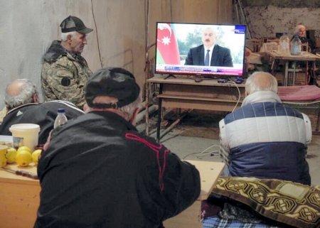 Rəsmi Bakıdan Qarabağdakı erməni vətəndaşlarımıza MÜRACİƏT -