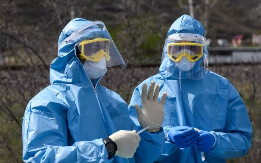 Gürcüstanda koronavirusa sutkalıq yoluxma sayı 2 mini ötüb