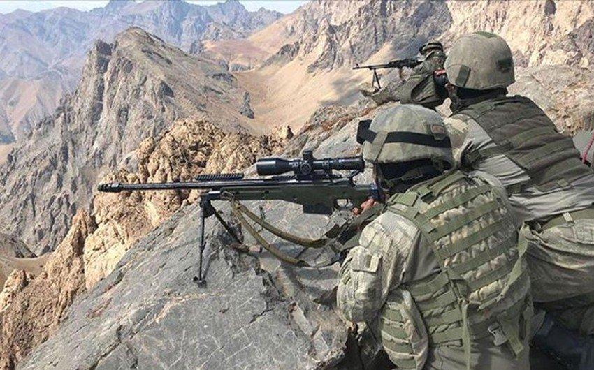 Türkiyədə PKK terrorçuları zərərsizləşdirildi