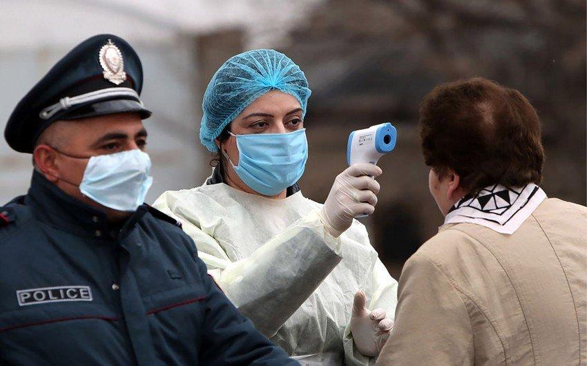Ermənistanda daha 21 nəfər COVID-19-dan ölüb