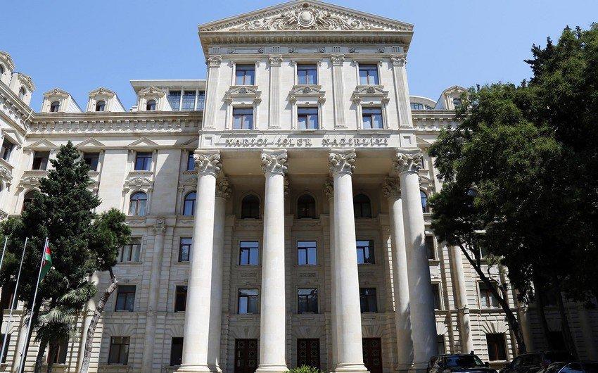 Azərbaycan XİN Rusiya helikopterinin vurulması ilə bağlı məlumat yaydı