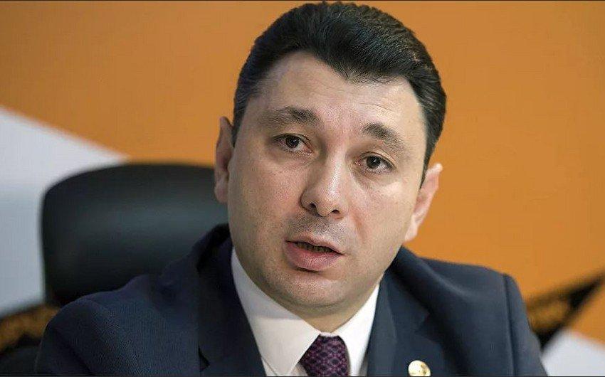 Ermənistan parlamentinin sabiq vitse-spikeri həbs olundu
