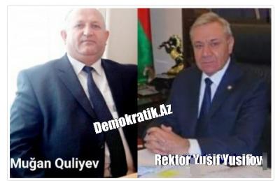 GDU-nun dekanı rektoru necə aldadıb? - Moskvada və aylıqdakı tələbələr...
