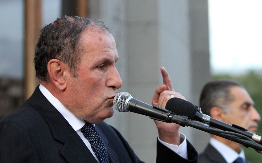 Levon Ter-Petrosyan ölkədə qanlı qarşıdurma olacağını bəyan etdi