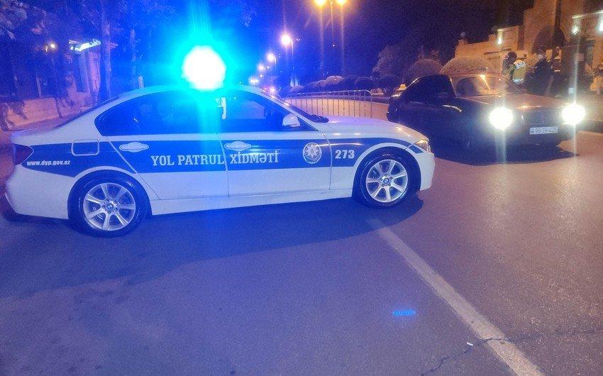 Bakıda 19 yaşlı qızı avtomobil vurdu