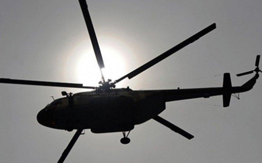 Fransada helikopter qəzası baş verib