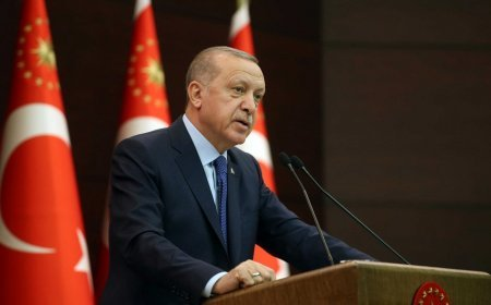 """""""Azərbaycan ərazi bütövlüyünü təmin edib"""" - Rəcəb Tayyib Ərdoğan"""