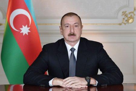 """Prezident İlham Əliyev """"Azərxalça""""ya yeni sədr təyin etdi"""