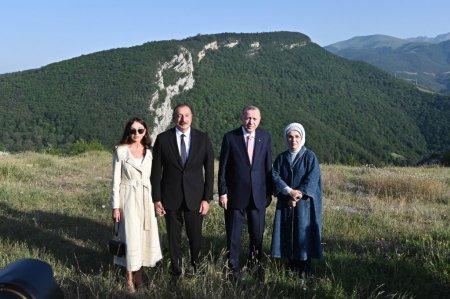 Azərbaycan və Türkiyə bütün tarixi dövrlərdə bir-birinin yanında olublar