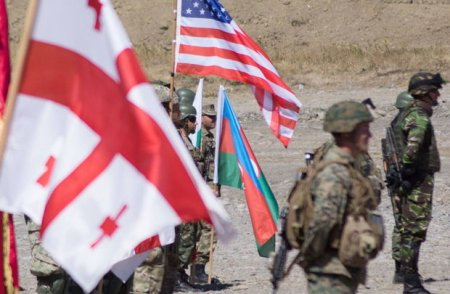 Azərbaycan hərbçiləri Gürcüstandakı NATO-nun hərbi təlimlərində iştirak edəcək