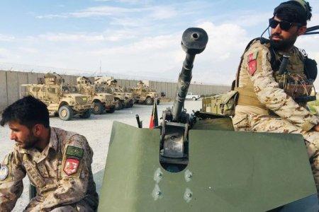 """Əfqanıstanda hökumət qüvvələrilə """"Taliban"""" arasında gərgin döyüşlər gedir"""