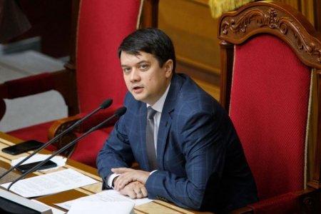 Ukrayna Ali Radasının sədri ikinci dəfə koronavirusa yoluxdu