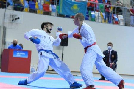 MDB Oyunları: Azərbaycan karateçiləri qızıl və gümüş medallar qazandı